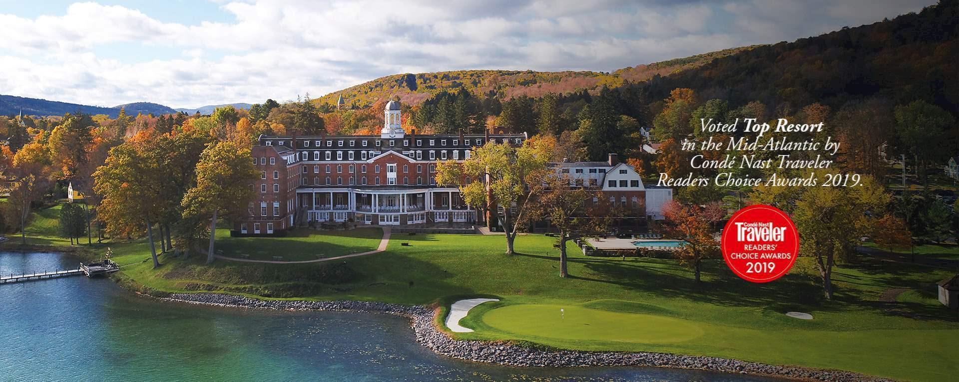The Otesaga Resort Hotel Cooperstown, New York