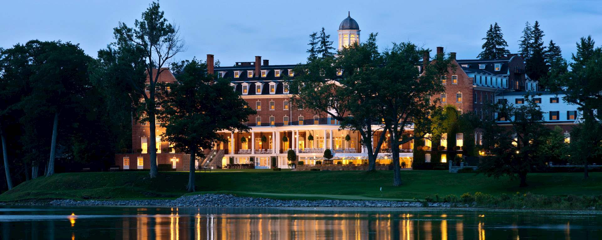 The Otesaga Resort Hotel Cooperstown, New York