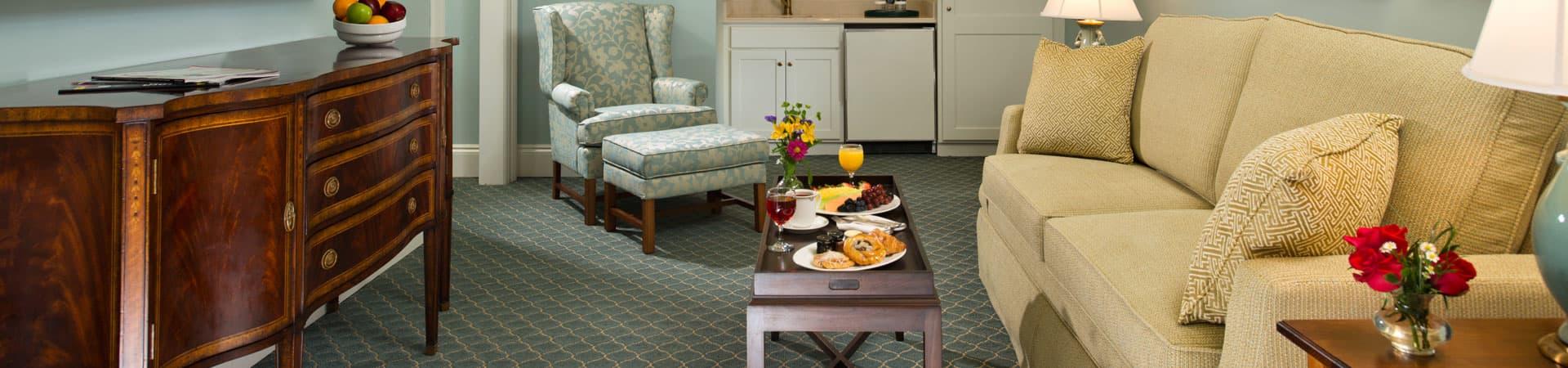Accomadation at The Otesaga Resort Hotel Cooperstown, New York