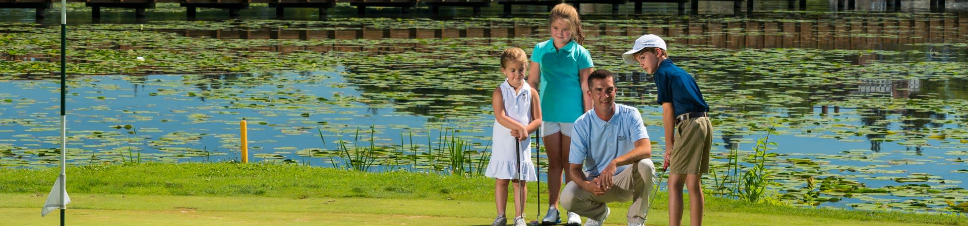 Golf Clinics in Cooperstown New York