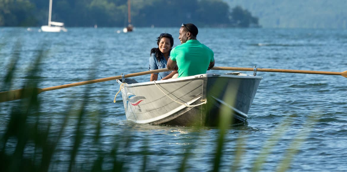 Canoeing, Boating & Fishing at Cooperstown New York