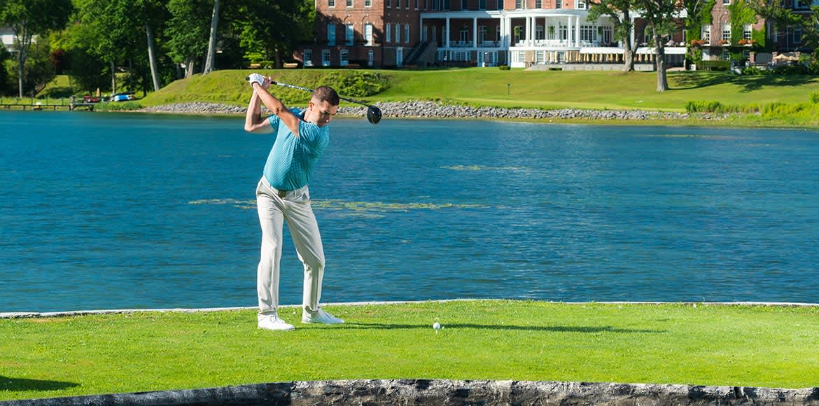 Leatherstocking Golf Course at Cooperstown New York