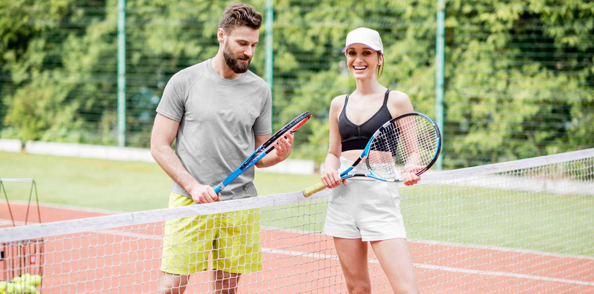 Play Tennis With Friends at Cooperstown New York