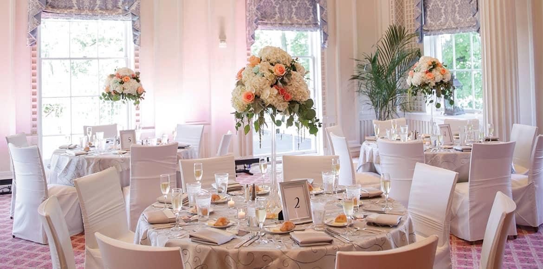 Wedding Rfp In The Otesaga Resort Hotel Cooperstown New York
