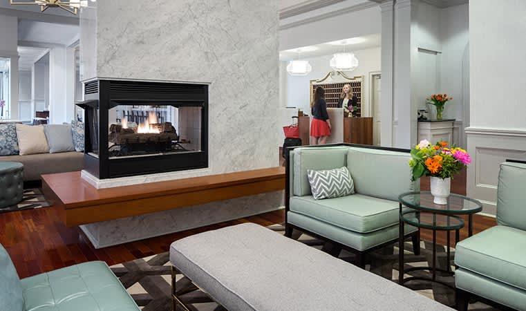 Intuitive Heartfelt Service of California Hotel
