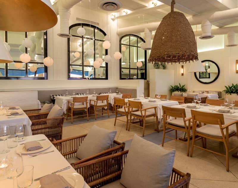 Faro Blanco Restaurant In San Miguel de Cozumel