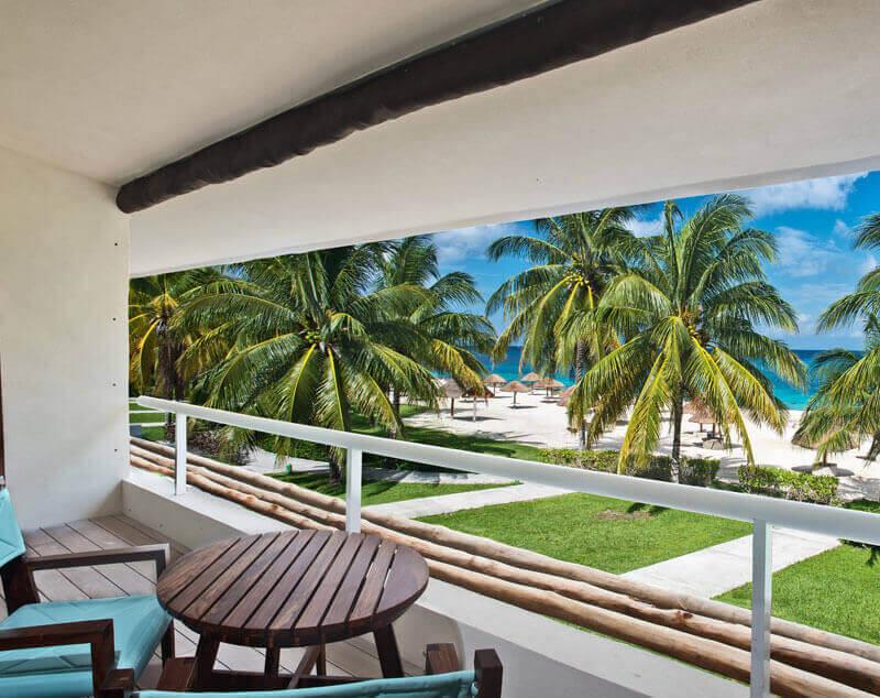 Luxury Ocean View in Presidente InterContinental Cozumel Resort & Spa, Mexico