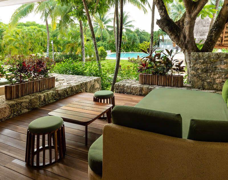 Luxury Pool View at Presidente InterContinental Cozumel Resort & Spa, Mexico