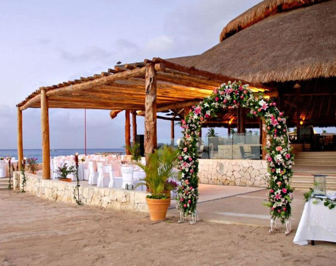 Presidente InterContinental Cozumel Resort & Spa, Mexico - Weddings
