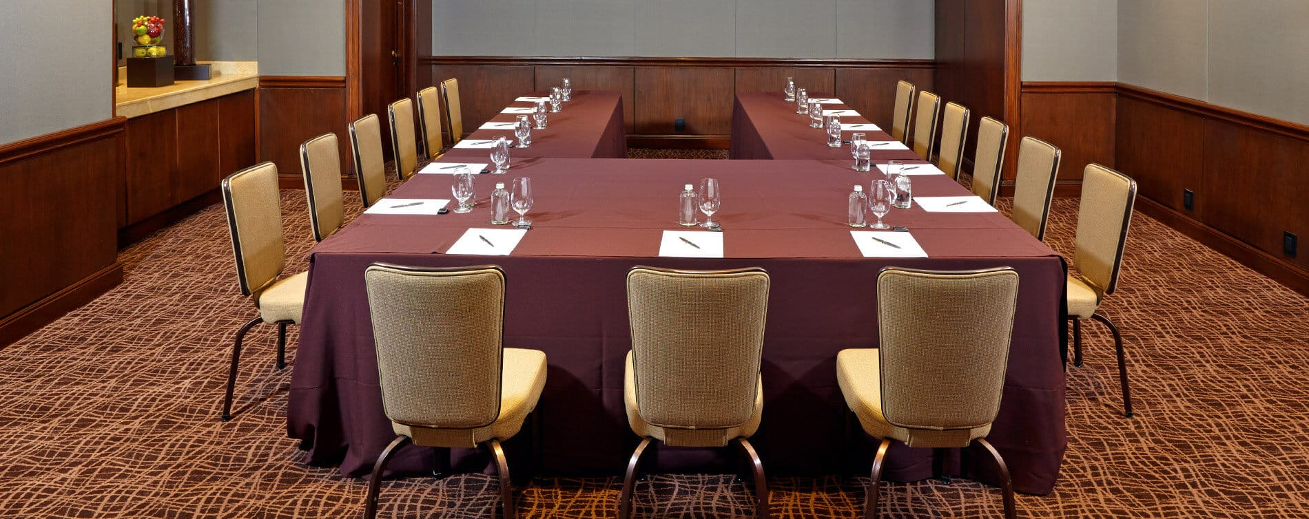 Meeting at InterContinental Presidente Mexico City, Polanco