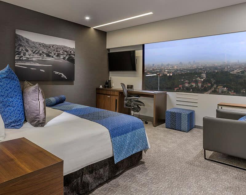 InterContinental Presidente Mexico City - Polanco City View Room