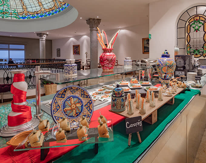 Presidente InterContinental Puebla, Mexico - Club Lounge