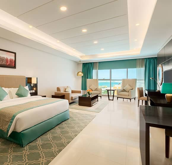Ramada Hotel & Suites by Wyndham Amwaj Islands Manama Delux Room