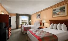 Ramada Hollywood Downtown - Standard Double Bedroom