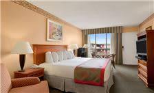 Ramada Hollywood Downtown - Standard King Bedroom
