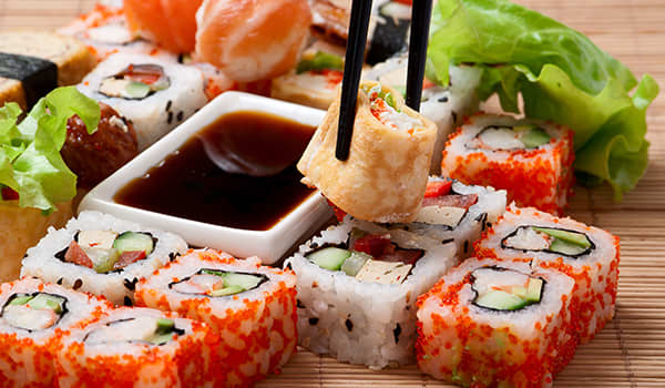 Nakorn Thai Restaurant & Sushi Bar of Florida Hotel