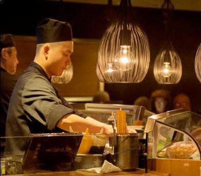 Chefs at Anzu Restaurant & Bar, San Francisco