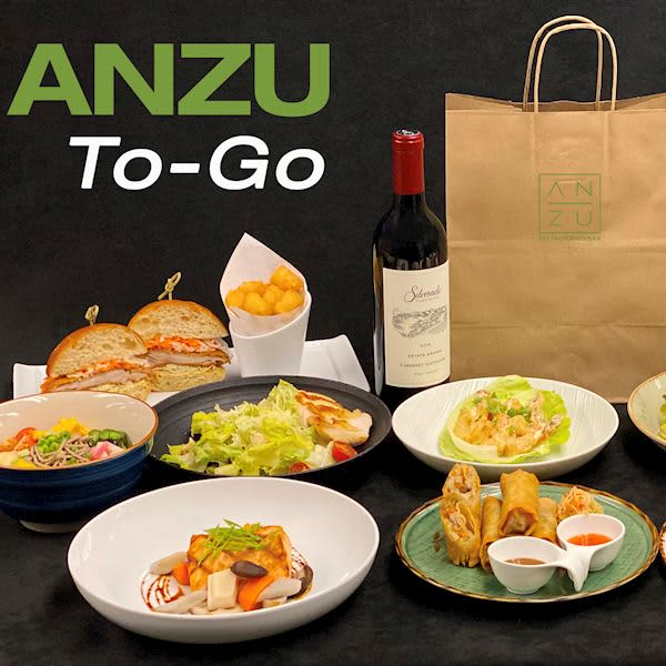 Order Now - Anzu to Go