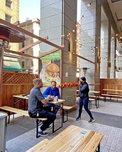 Patio Dining By Anzu To You