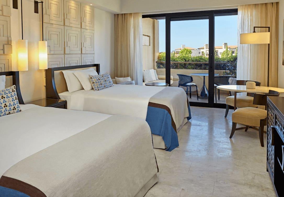 Deluxe Δωμάτια με θέα κήπο