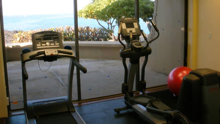 Fitness Center of hawaii Resort