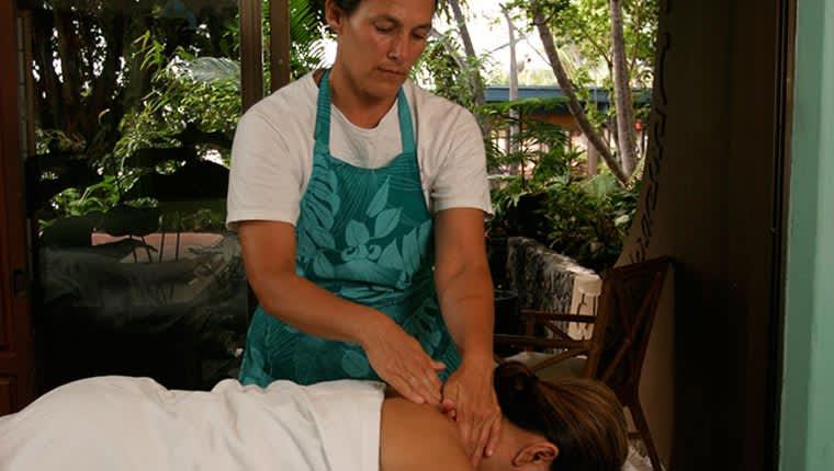 Spa and Massage of hawaii Resort