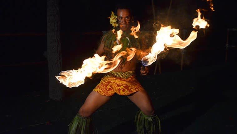 Voyagers of the Pacific Luau at Kailua Resort