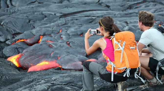 Hawaii Volcanoes National Park of Kailua