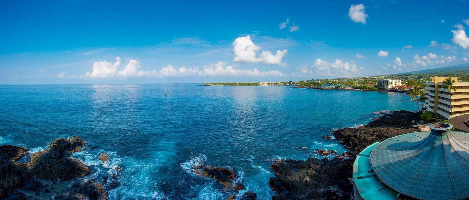Royal Kona Resort, Hawaii