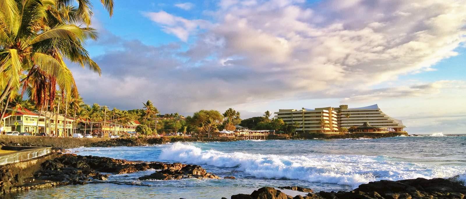 Discover of Royal Kona Resort, Hawaii