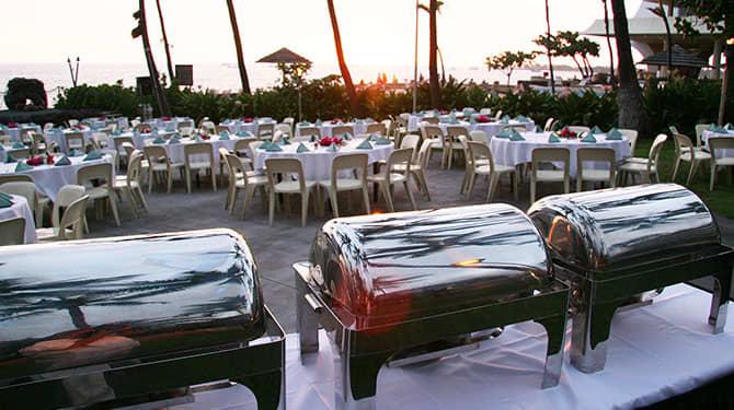 Services of Royal Kona Resort, Hawaii