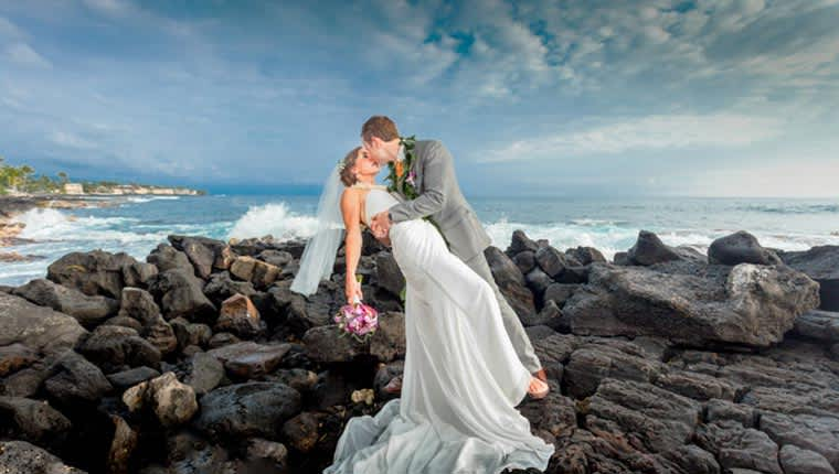 Wedding Photography & Video Services of hawaii Resort