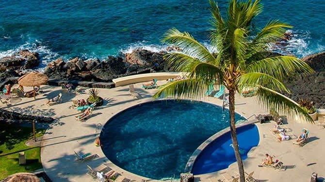 Activities at Kailua Resort
