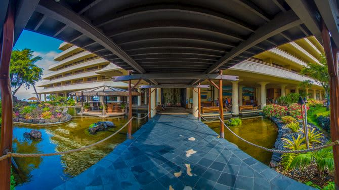 Amenities of Resort Kailua