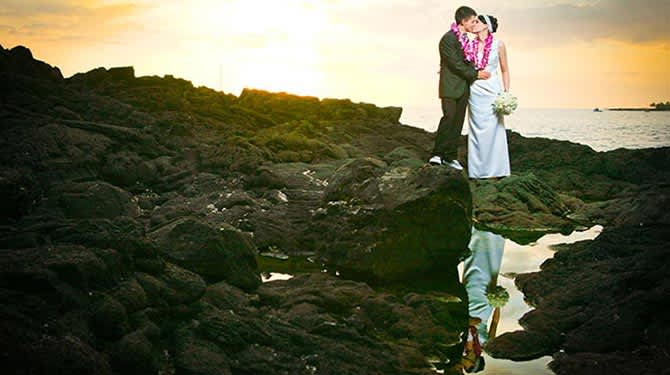 Honeymoons at Resort Kailua