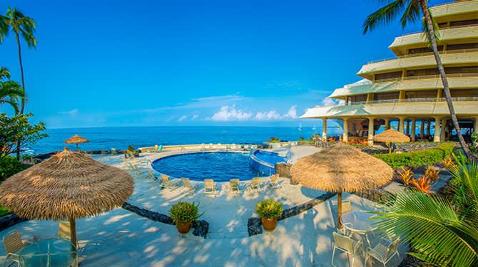 Hot Deals of Royal Kona Resort, Hawaii