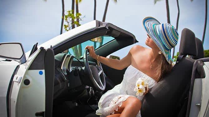 Rental Cars from $45 of Hawaii Resort
