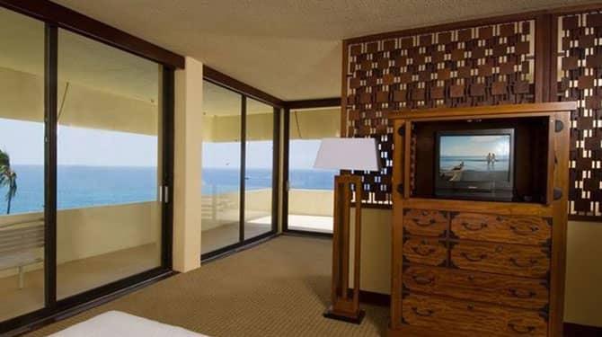 Royal Suite of Royal Kona Resort, Hawaii