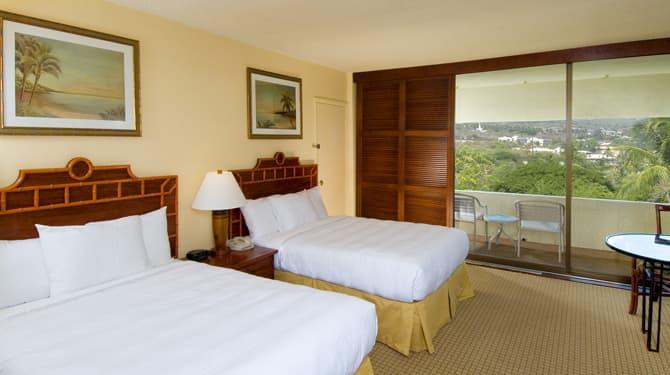 Standard Room of Royal Kona Resort