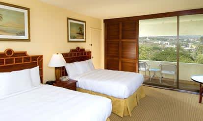 Room Additions of Royal Kona Resort, Hawaii