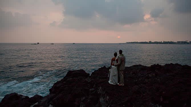 Honeymoons of Royal Kona Resort, Kailua