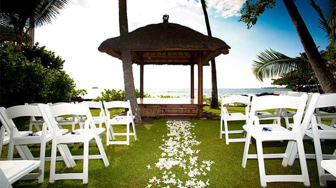 Venues of Royal Kona Resort, Hawaii
