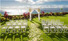 Royal Lahaina Resort - Oceanfront Cottage Lawn