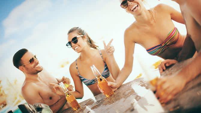 Beach Bar at Maui Resort