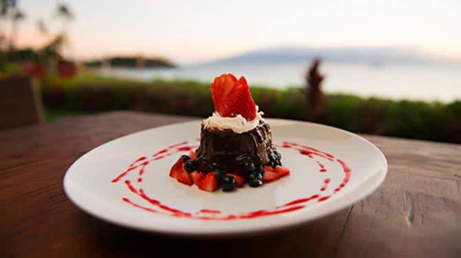 Dining Of Maui Resort