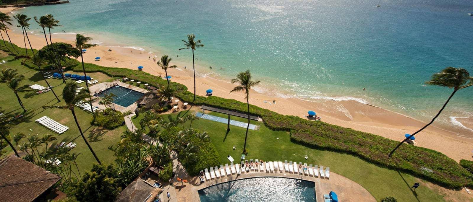 Royal Lahaina Resort of hawaii