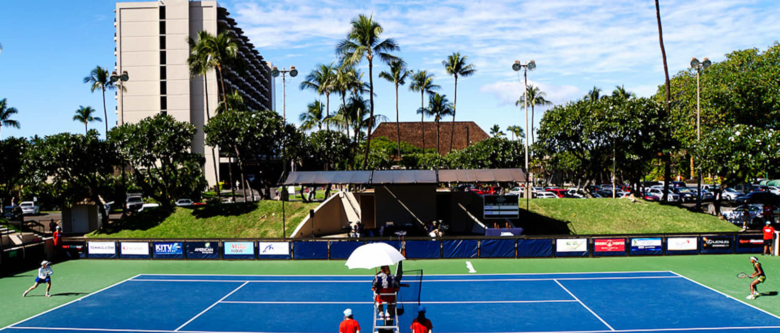 Amenities of Royal Lahaina Resort, Hawaii
