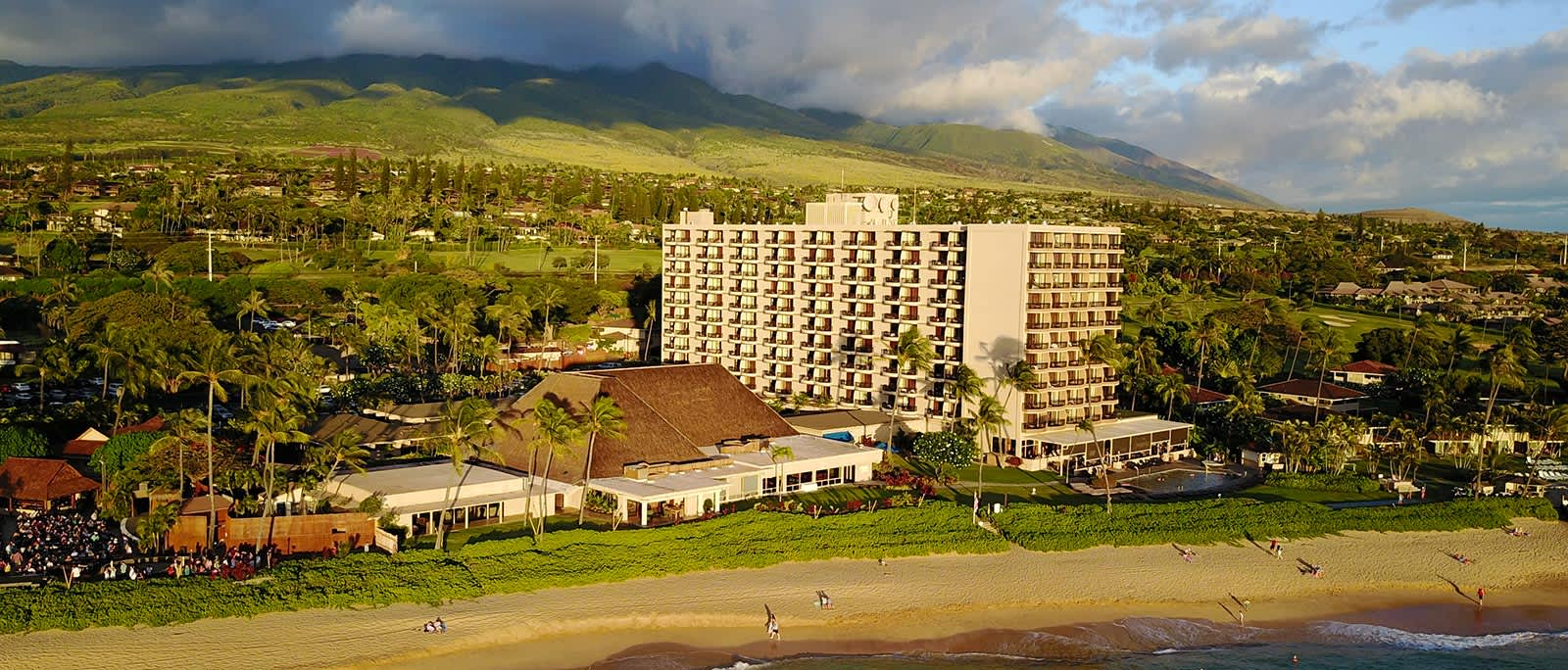 Thanks - Royal Lahaina Resort, Hawaii