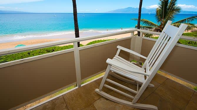 Room Additions of Royal Lahaina Resort, Hawaii