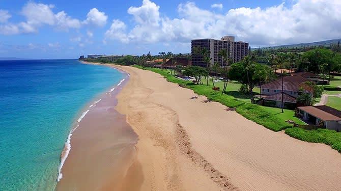 Vacation Packages of Royal Lahaina Resort, Hawaii